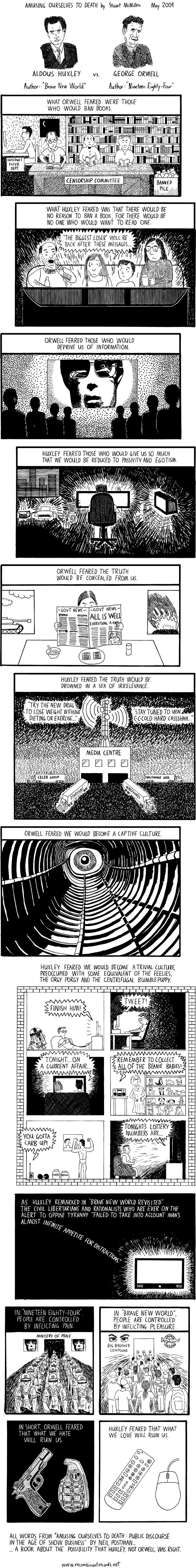 stuart_mcmillen huxley vs orwell compleet