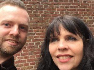 Matthijs en Birgitta