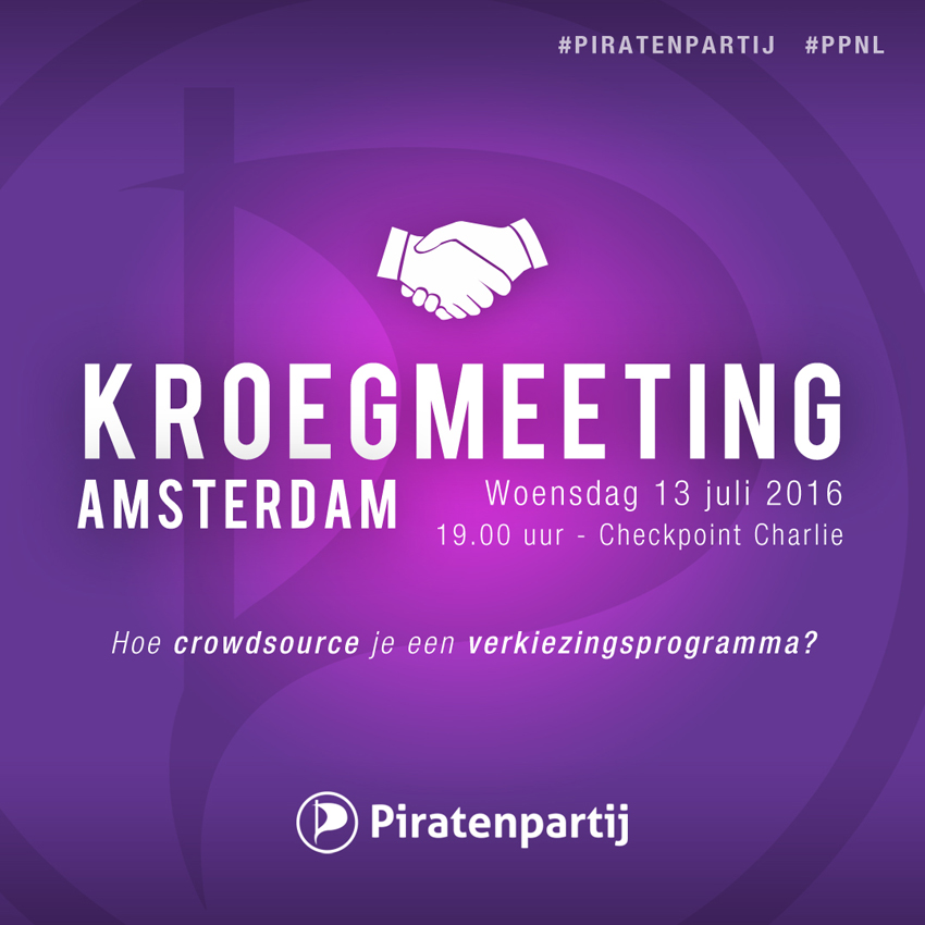 Piratenpartij Ad - Kroegmeeting(1)